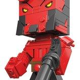 Конструктор Mega Construx Мега блокс Hellboy. Сделан в Канаде