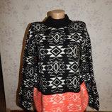 свитер новогодний шикарный р 14 Collection