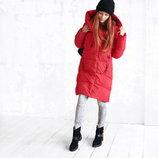 Крутой пуховик пальто Miegofce