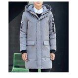 Мужская молодежная удлиненная куртка Philip AL-7867-75