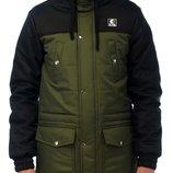 Парки куртки зимние мужские Wind Proff