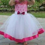 Нарядное ввпускное платье