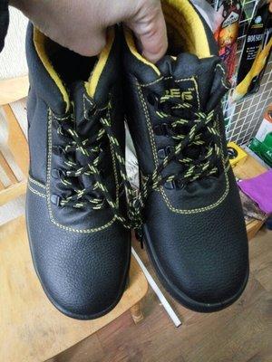 2f6c7221e Рабочие ботинки с мет.носком RYES Польша: 405 грн - демисезонные ...