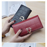 Стильный женский кошелек Dior 2 цвета