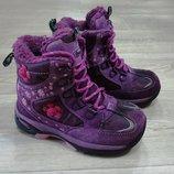 Зимние термо ботинки Buddy Dog - для девочки
