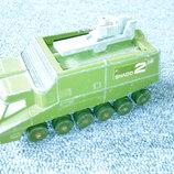 Металлический танк Dinky toys shado 2