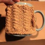 Чехол на чашку, чехол на кружку, грелкс на чашку