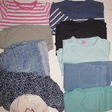 пакет одежды на девочку 3-4 года 98-104 рост 10 вещей
