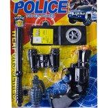 Полицейский набор ролевые игры полиция 10-6 лист