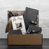 Набор для мужчины, путешественника ДУБЛИН в подарочной упаковке