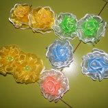бантики на резинке новые для девочки продажа-обмен