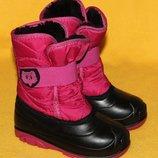 Сапоги, ботинки, сноубутсы Kamik р.25 - 26 стелька 16 см