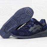 Кроссовки мужские Asics Gel Lyte III dark blue