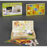 Деревянная игра С 23160 Доска-Математика