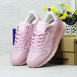 Кроссовки женские Reebok pink