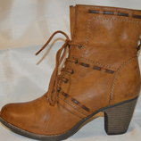 Ботинки черевики Rieker зима овеча шерсть розмір 41,ботинки кожа