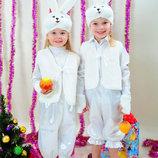 Карнавальные костюмы зайчик медведь белочка лисичка медведь елочка гном снеговик пират дед