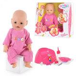 Кукла, пупс Беби Борн. Baby Born. 2 соски. BB 8001-1
