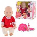Кукла, пупс Беби Борн. Baby Born. 2 соски. BB 8001-5
