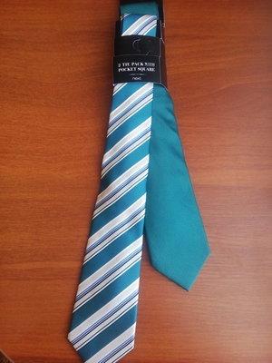 Новые галстуки Next пара в упаковке, Шикарные оригинальные мужские
