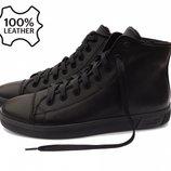 Мужские ботинки кеды кроссовки Power Design кожа мех