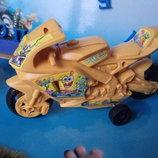 Мотоцикл.игрушка.
