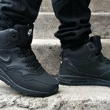 Зимние кроссовки ботинки Nike Air Max мужские