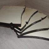 Заготовка для декупажа фигурная. Панно 21 15 см