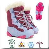 Теплющие зимние сноубутсы для деток
