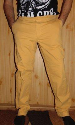 Стильние фирменние брюки бренд Brax Бракс л-хл .34-36