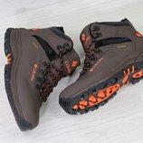 Зимние ботинки Columbia brown