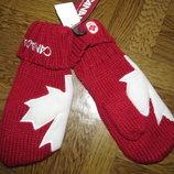 Варежки новые женские р-S-M Canada