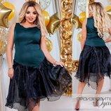 Вечернее платье размеры 46-54