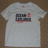 футболка хб 2-4года