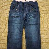 Продам джинсы на флисовом меху на флисе