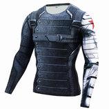 Мужская кофта Winter Soldier AL2006