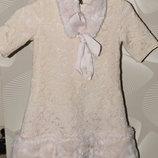 Платье на девочку Daga. Размер 110. Польша