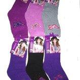 Подростковые махровые носки для девочек 32-37р