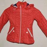 Курточка ветровка на девочку. Snowimage junior. Размер 110
