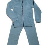 Детский теплый детский флисовый костюм