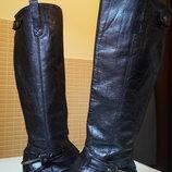 Идеальные кожаные сапоги Made in Portugal