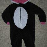 Девочке George слип панда кигуруми человечек пижама комбинезон домашний костюм