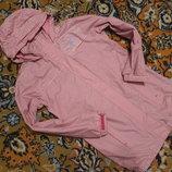 Крутая водоотталкивающая курточка от Regatta на 9-10 лет, 140 см
