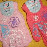 Перчатки для девочки 18 см Польша закрытие магазина