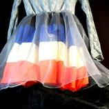 Нарядное платье LiLy р.42-44 см.замеры