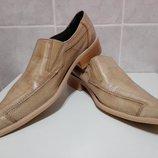 Туфли мужские кожанные VLADIS Elegant 43 р.