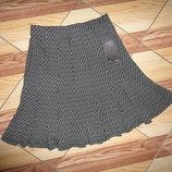 Черно-Белая юбочка