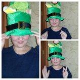 Карнавальная шляпа-прикол Эльфа для взрослых.
