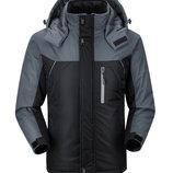 Утепленная экомехом Мужская куртка. 3 цвета Steve AL7879