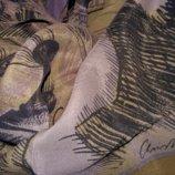 Винтажный коллекционный платок от бренда Christian Fischbacher